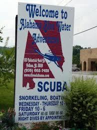 Alabama snorkeling images Alabama blue water adventures scuba diving and snorkeling in jpg