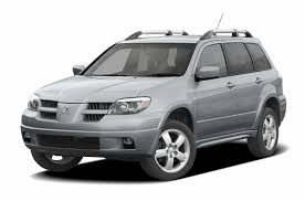 2004 mitsubishi outlander new car test drive