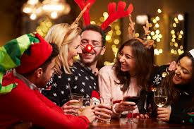 holiday party games for adults holiday banquets stamford