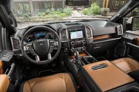 ford expedition interior 2016 2016 ford f 150 limited exploring the limits of luxury preview