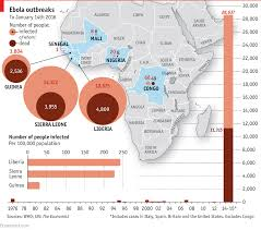 Liberia Africa Map by Ebola In Africa The End Of A Tragedy