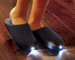 Womens Bedroom Slippers House Slippers From Brightfeet Are Lighted Slippers Unisex Men U0027s