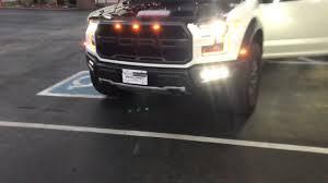 Ford Raptor Led Light Bar by 2017 Ford Raptor Rigid Radiance Led Light And Flasher Upgrade