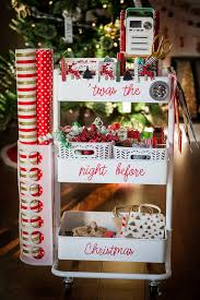 present wrapping station inspiration brilliant gift wrapping station on wheels