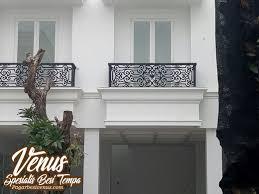 balkon design harga railing balkon klasik minimalis besi tempa