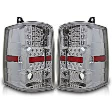 1997 jeep grand accessories 98 jeep grand chrome housing aftermarket led taillights