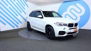 bmw station wagon bmw x5 3 0 30d m sport station wagon steptronic xdrive 5dr youtube
