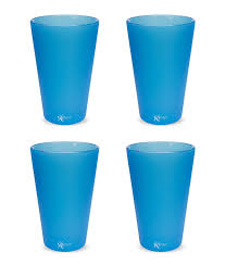 amazon com silicone pint glasses patented unbreakable pint