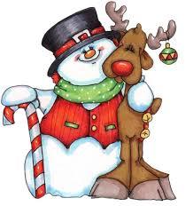 imagenes animadas de renos de navidad renos animados imagui