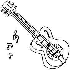 guitar coloring pages to print 1 colouring pages website in uk part 57