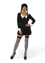 wednesday costume oromiss womens wednesday fancy dress