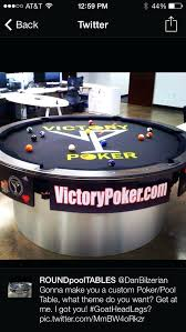 what are pool tables made of hand made round pool tables by custom pool tables round pool round