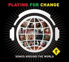 for change 3 songs around the world by for change