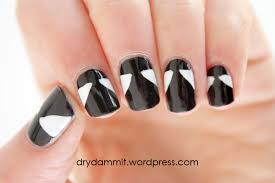 nail art challenge dry dammit