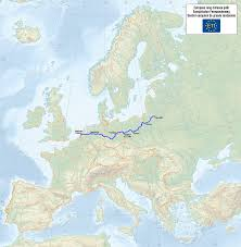 World Map Showing Netherlands by E11 Hiking Trail U2013 Travel Guide At Wikivoyage