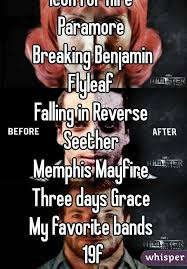 Falling In Reverse Memes - for hire paramore breaking benjamin flyleaf falling in reverse