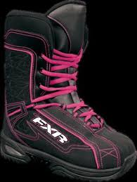 womens snowmobile boots canada fxr s x cross boots black fuchsia snowmobile boots fxr