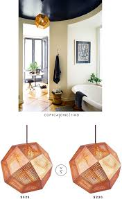 Tom Dixon Pendant Lights by Tom Dixon Etch Shade Pendant Light Copycatchic