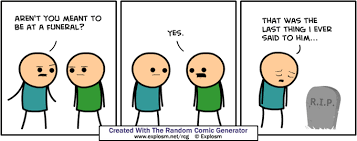 Meme Comics Generator - joking hazard by cyanide and happiness kickstarter