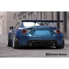 subaru gtr 2015 greddy rocket bunny v1 aero kit with gt wing toyota 86 subaru brz