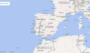 madrid spain map where is madrid the exact location of madrid in spain