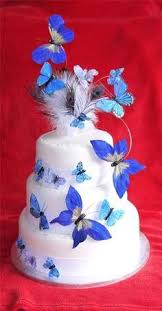 details about butterfly flutter cake topper set wedding birthday