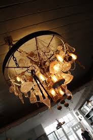 pirate ship light fixture the botanist alderley edge and leeds uncycled bespoke fittings