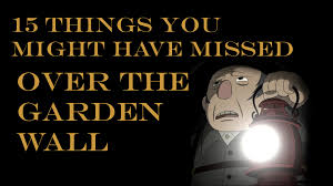 15 things you might have missed in over the garden wall youtube