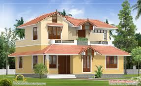 new home design sloped roof house elevation design luxury