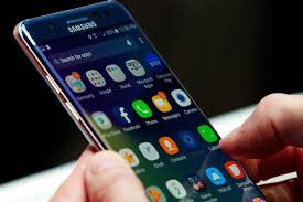 galaxy note 7 fan edition galaxy note fan edition exploding note 7 smartphone gets