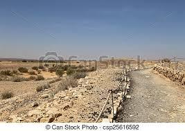 stone desert stone desert in the center of jordan middle east stock photographs