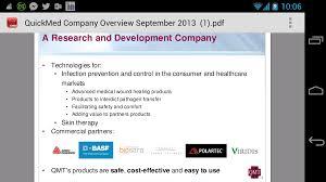 quick med technologies inc qmdt stock message board investorshub