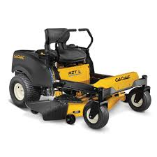 cub cadet rzt l 50 in 23 hp kohler v twin dual hydro zero turn