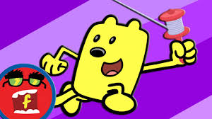 fly kite fredbot cartoons kids wow wow wubbzy