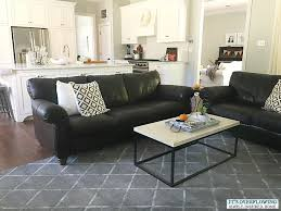 Family Room Rug Replaced Its Overflowing - Family room rugs
