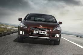 peugeot 508 2012 2012 peugeot 508 rxh diesel hybrid under consideration for
