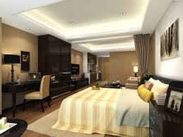classy bedroom with drop down ceiling combined rectangular shape author