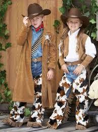 Cowboy Halloween Costume Ideas House Noise Boys Diy Kids Costume Cowboy Chaps