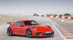 porsche gt3 red 2018 porsche 911 gt3 first drive the ultimate version of the 911