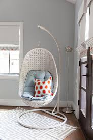 chair swings bedroom hanging chairs in bedrooms hanging chairs in kids rooms regarding