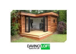 bureau ossature bois studio de jardin ou bureau independant en ossature bois