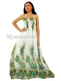 plus size clothing maxi dress peacock dress women prom long