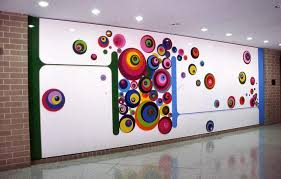 bedroom easy wall painting large wall art ideas wall decoration