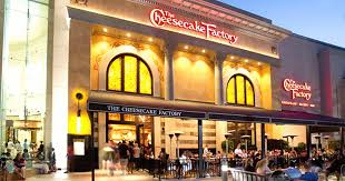 the wait is almost the cheesecake factory to open at