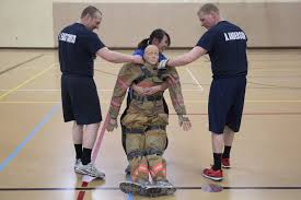 Are They Tough Enough Joe - tough enough to be a st paul firefighter our 5 foot reporter tried