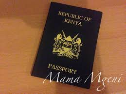 how to getting a kenyan passport for your child