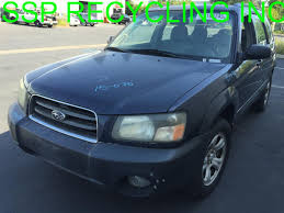 blue subaru forester 2003 buy 25 2003 subaru forester headlight filler front driver p