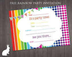 birthday invites free birthday party invitation templates for