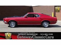 1969 ford mustang convertible sale 1969 ford mustang for sale on classiccars com 95 available page 2