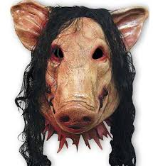 Horror Halloween Costumes Horror Halloween Costume Party Animal Mask Pig Quit Mask